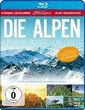 Die Alpen - Unsere Berge von oben -
