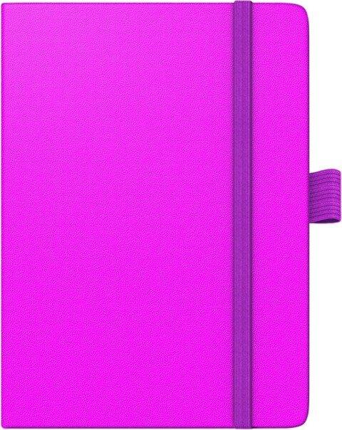 Brunnen Taschenkalender 2020, pink Kompagnon A6 -