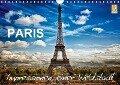 Paris - Impressionen einer WeltstadtCH-Version (Wandkalender 2019 DIN A4 quer) - Helmut Probst