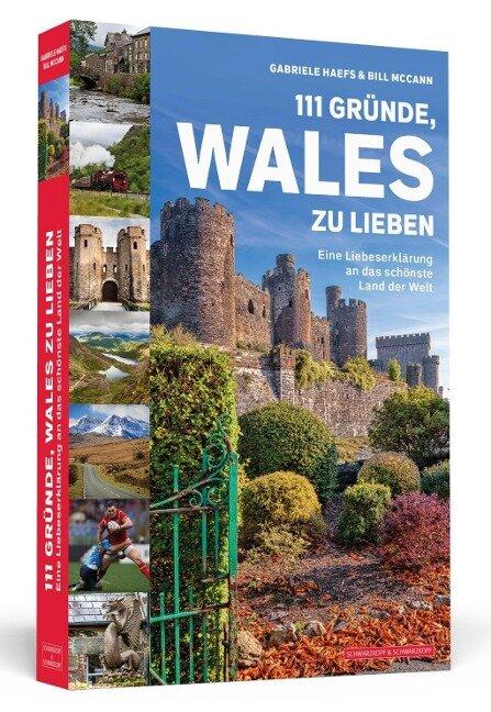 111 Gründe, Wales zu lieben - Gabriele Haefs