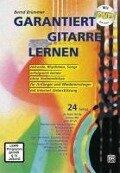 Garantiert Gitarre lernen mit DVD - Bernd Brümmer