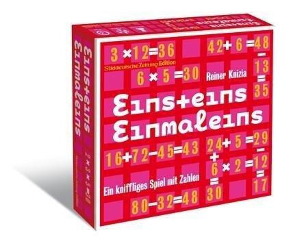 Einsteins Einmaleins - Reiner Knizia