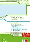 Green Line Oberstufe. Klasse 11/12 (G8), Klasse 12/13 (G9). Abiturthemen für das erhöhte Niveau, Zentralabitur 2019. Arbeitsheft. Niedersachsen -