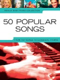 Really Easy Piano: 50 Popular Songs - Fiona Bolton