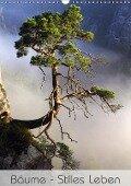 Bäume - Stilles Leben (Wandkalender 2018 DIN A3 hoch) Dieser erfolgreiche Kalender wurde dieses Jahr mit gleichen Bildern und aktualisiertem Kalendarium wiederveröffentlicht. - Jana Behr