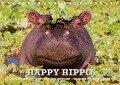 Emotionale Momente. Happy Hippo / CH-Version (Tischkalender 2019 DIN A5 quer) - Ingo Gerlach GDT