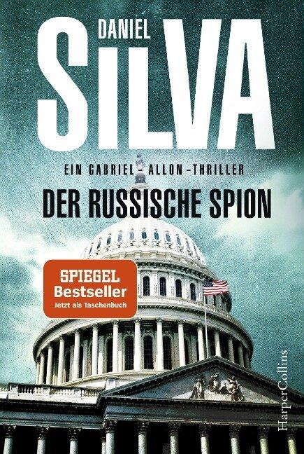 Der russische Spion - Daniel Silva