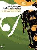 Daily Technical Studies for Saxophone - Javier Zalba