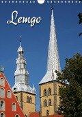 Lemgo (Wandkalender 2019 DIN A4 hoch) - Martina Berg