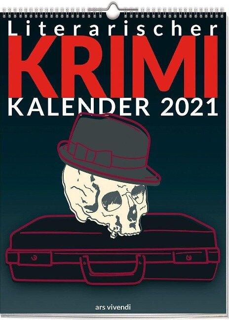 Literarischer Krimikalender 2020 -