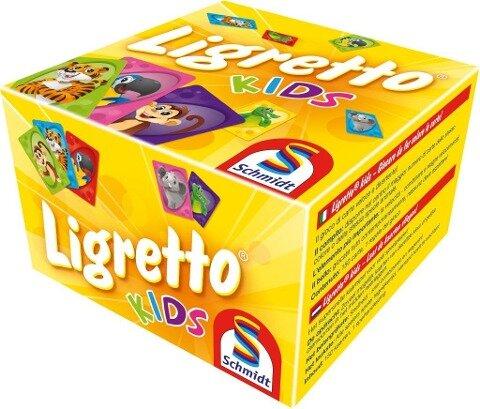 Ligretto® Kids - Familienkartenspiel -