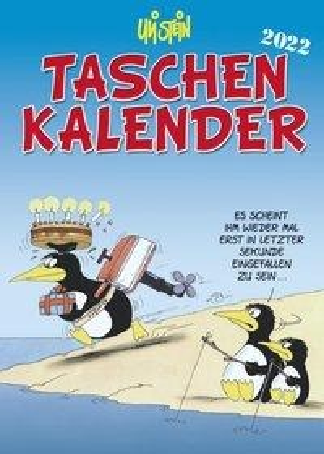 Uli Stein Taschenkalender 2022 Terminplaner - Uli Stein