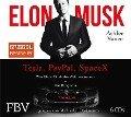 Elon Musk - Ashley Vance, Elon Musk
