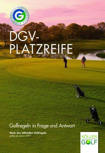 DGV-Platzreife -