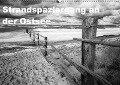 Strandspaziergang an der Ostsee (Wandkalender 2017 DIN A2 quer) - Thomas Krebs