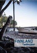 Finnland Familienplaner (Wandkalender 2019 DIN A3 hoch) - Oliver Pinkoss Photostorys