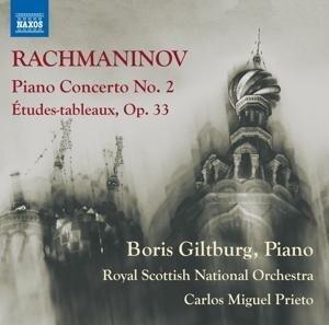 Rachmaninow: Klavierkonzert Nr. 2 / Études-tableaux, Op. 33 - Sergej Rachmaninow, Sergej Rachmaninoff