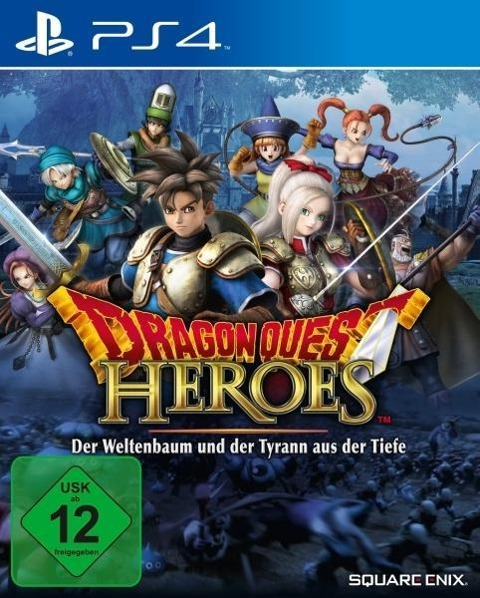 Dragon Quest Heroes (PlayStation PS4) -