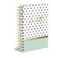 Polka Dots Mint 2018 Diary -