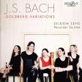 Goldberg Variations - Johann Sebastian Bach