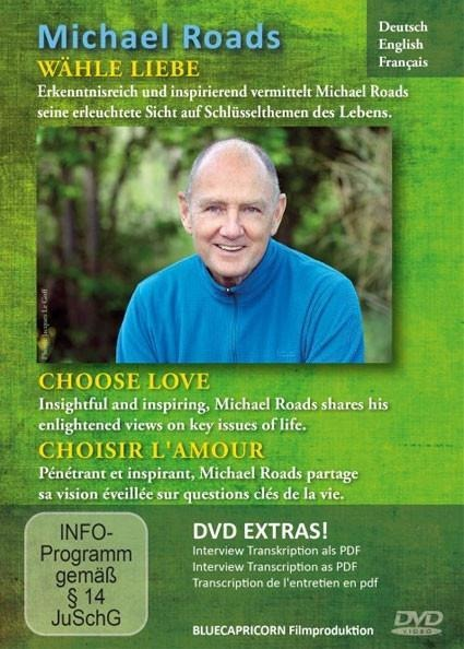Wähle Liebe - DVD - Michael Roads