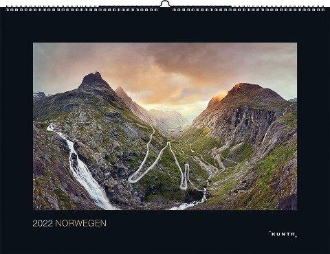 Norwegen 2022 -