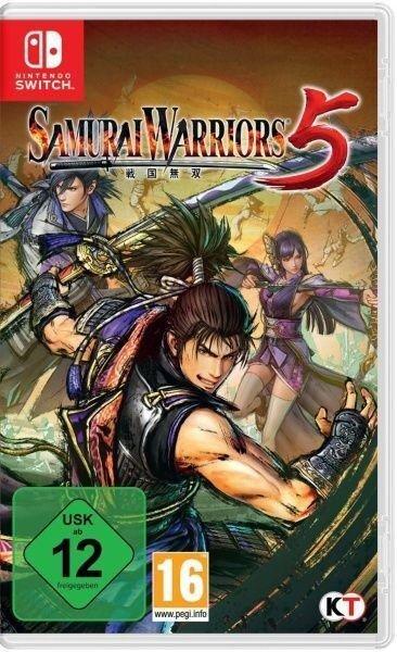 Samurai Warriors 5 (Nintendo Switch) -