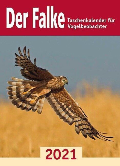 Der Falke-Taschenkalender für Vogelbeobachter 2021 -