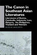 Canon in Southeast Asian Literature - David Smyth