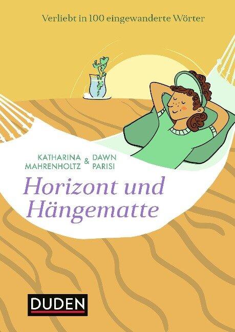 Horizont und Hängematte - Katharina Mahrenholtz