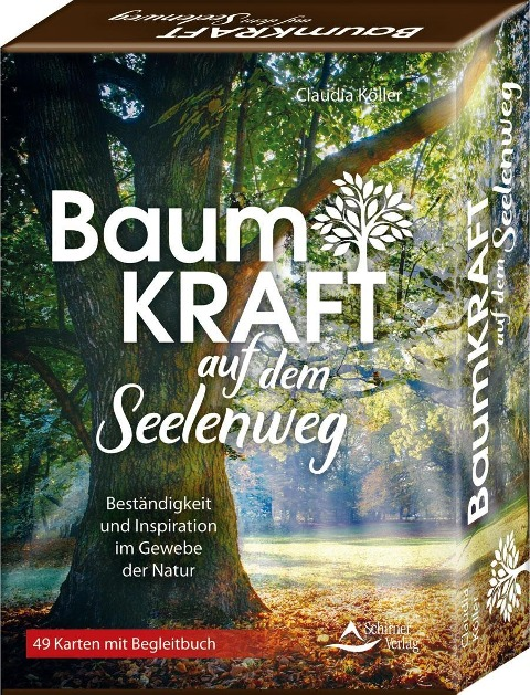SET - Baumkraft auf dem Seelenweg - Claudia Köller