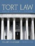 Tort Law - Hillary J. Michaud