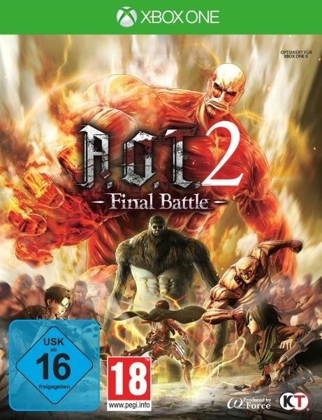 A.O.T. 2: Final Battle (XBox ONE) -