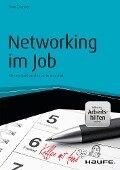 Networking im Job - inklusive Arbeitshilfen online - Doris Brenner