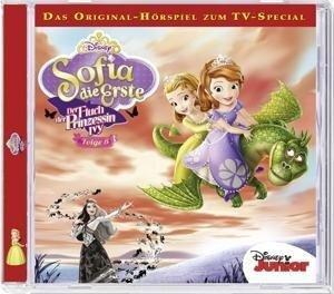 Disney - Sofia die Erste 08: Rapunzel-Spezial / Princess Ivy -
