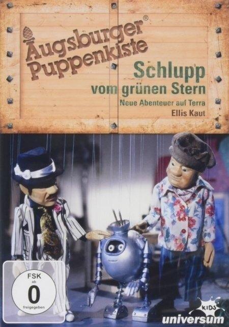Augsburger Puppenkiste - Schlupp vom grünen Stern: Neue Abenteuer auf Terra -