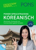PONS Power-Sprachtraining Koreanisch -