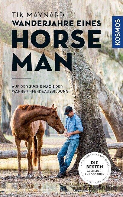 Wanderjahre eines Horseman - Tik Maynard