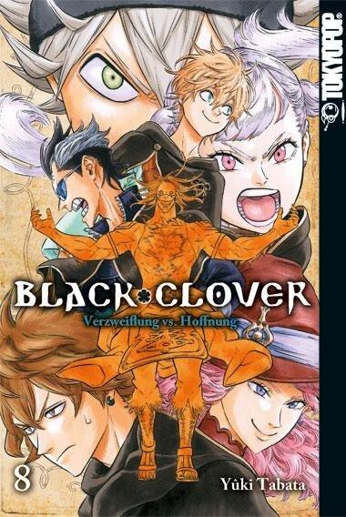 Black Clover 08 - Yuki Tabata