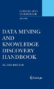 Data Mining and Knowledge Discovery Handbook -
