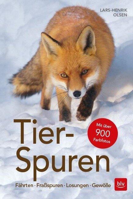 Tier-Spuren - Lars-Henrik Olsen