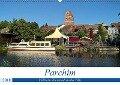 Parchim - Idyllische Kleinstadt an der Elde (Wandkalender 2018 DIN A2 quer) - Markus Rein
