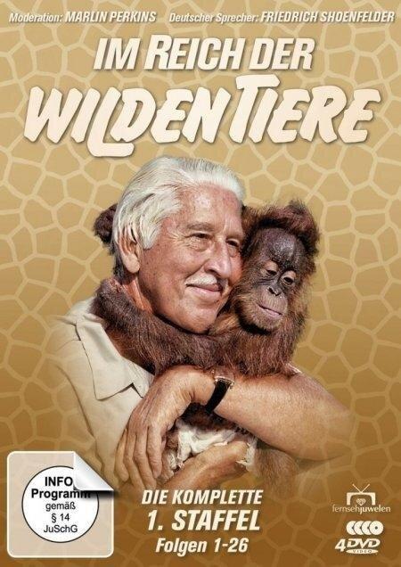 Im Reich der wilden Tiere - Die komplette 1. Staffel: Folgen 1-26 -