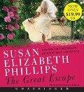 The Great Escape Low Price CD - Susan Elizabeth Phillips