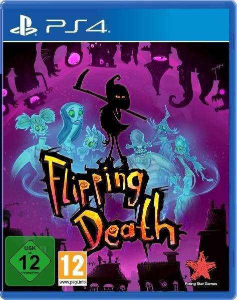 Flipping Death (PlayStation PS4) -