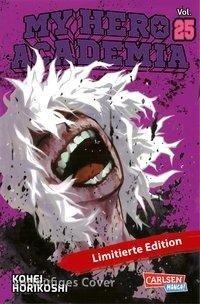 My Hero Academia 25 - Limitierte Edition - Kohei Horikoshi