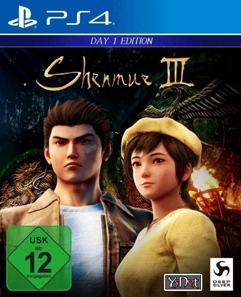 Shenmue III Day One Edition (PlayStation PS4) -