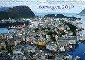 Norwegen 2019 (Wandkalender 2019 DIN A4 quer) - Beate Bussenius