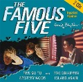 The Famous Five. Five Go to Mystery Moor / Five on on Kirrin Island. 2 CDs - Enid Blyton