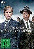 Der junge Inspektor Morse - Staffel 3 -